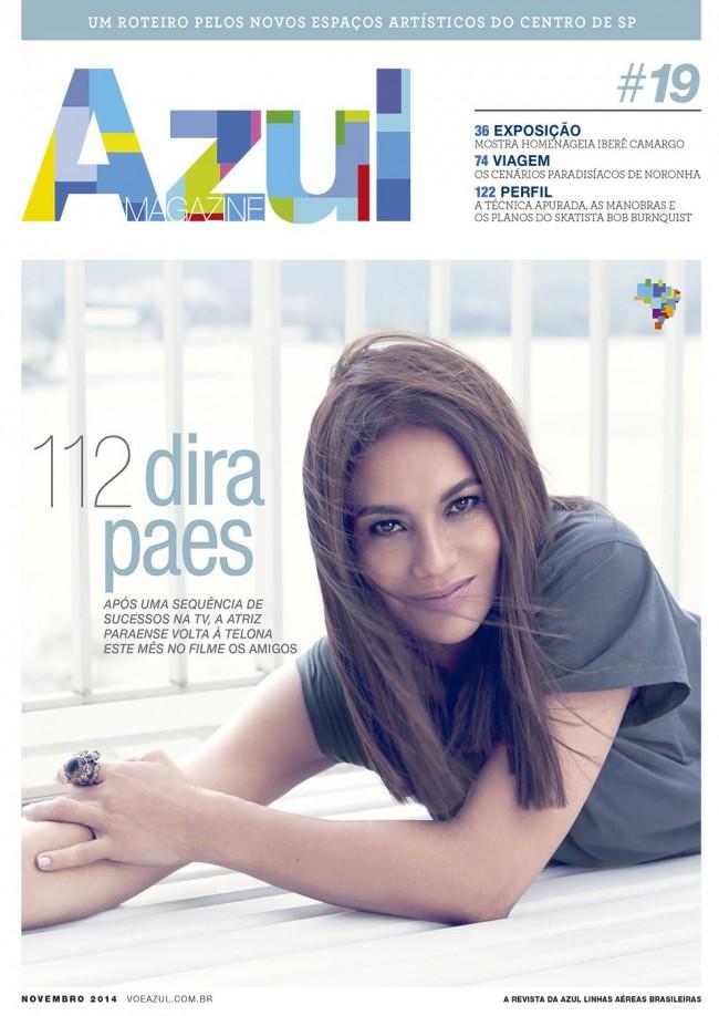 Revista Azul - Fotografo Murillo Meirelles - Novembro 2014